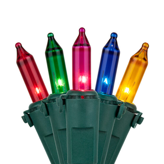 Commercial Multicolor Mini String Lights