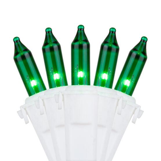 Premium Green Mini String Lights