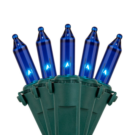 Premium Blue Mini String Lights