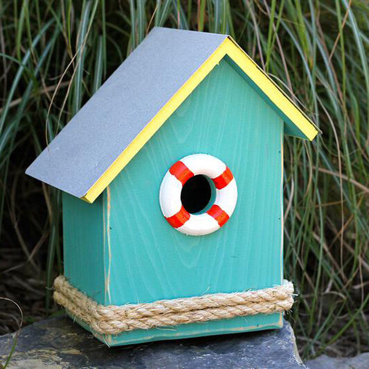 S.S. Birdsong Bird House
