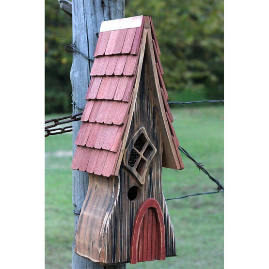 Ye Olde World Bird House