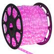 """150' Pink LED Rope Light, 120 Volt, 1/2"""""""