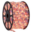 """150' Blue, Red, Clear Rope Light, 120 Volt, 1/2"""""""
