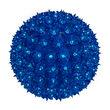 """6"""" Light Sphere, 50 Blue Lights"""