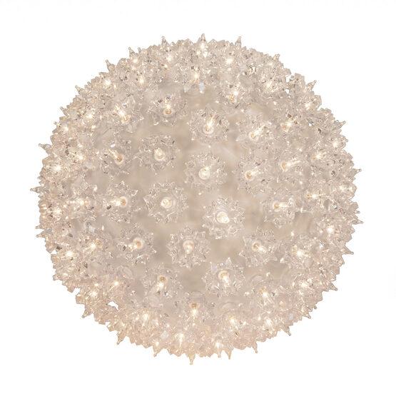"""10"""" Light Sphere, 150 Twinkle Clear Lights"""