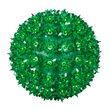 """6"""" Light Sphere, 50 Green Lights"""