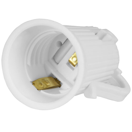 SPT1 C9 Socket, White