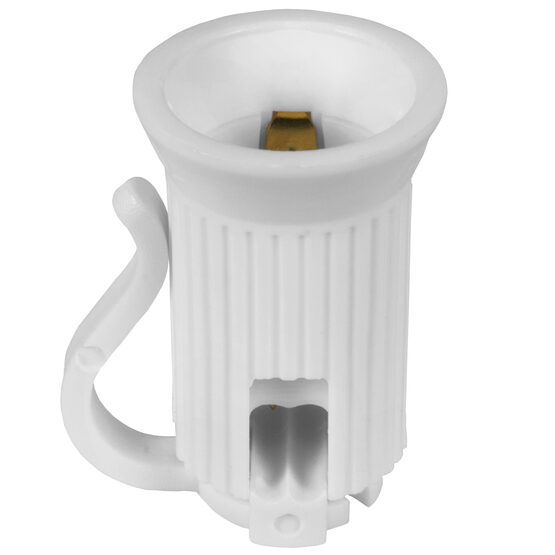 SPT1 C7 Socket, White