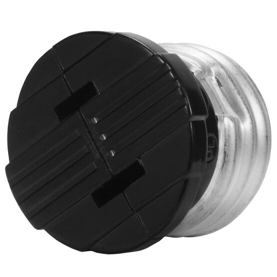 Light Socket Adapter, 1 Plug Outlet