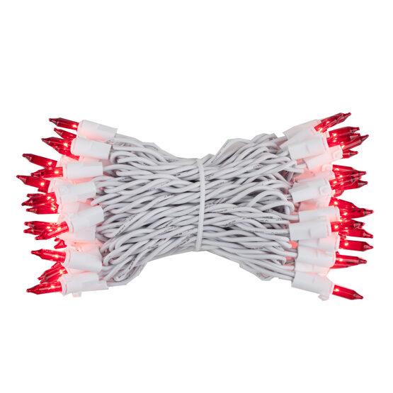 Premium Red Mini String Lights