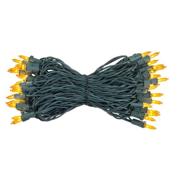 Premium Yellow Mini String Lights