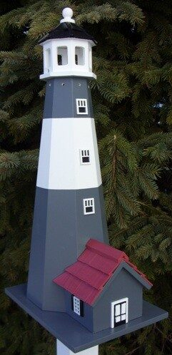 Tybee Island Lighthouse Bird House