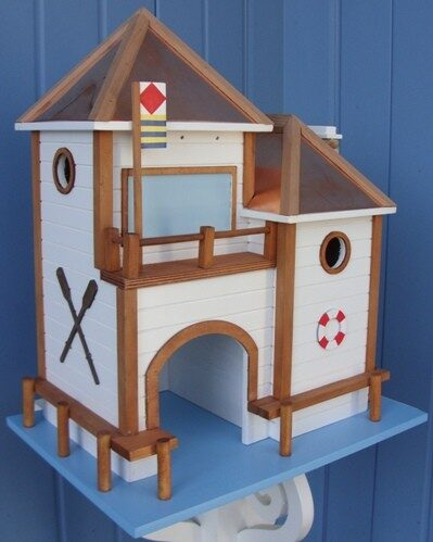 Lake House Bird House