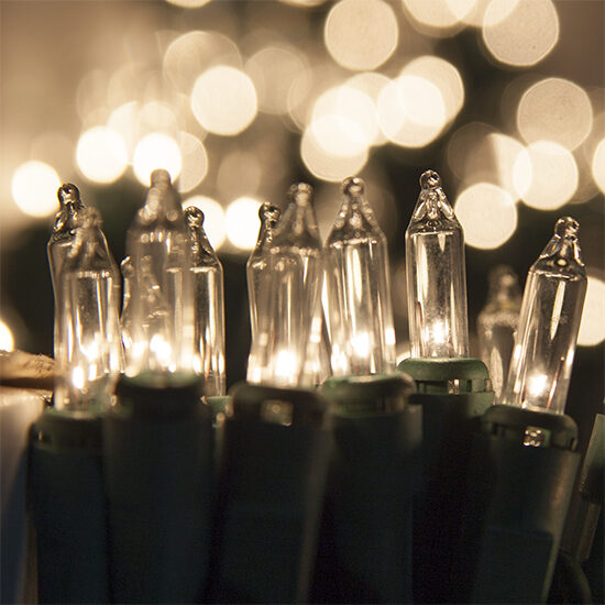 Standard Clear Mini String Lights