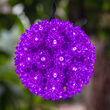Light Sphere, Purple LED