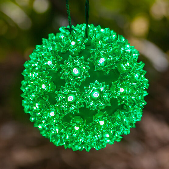Light Sphere, Green LED