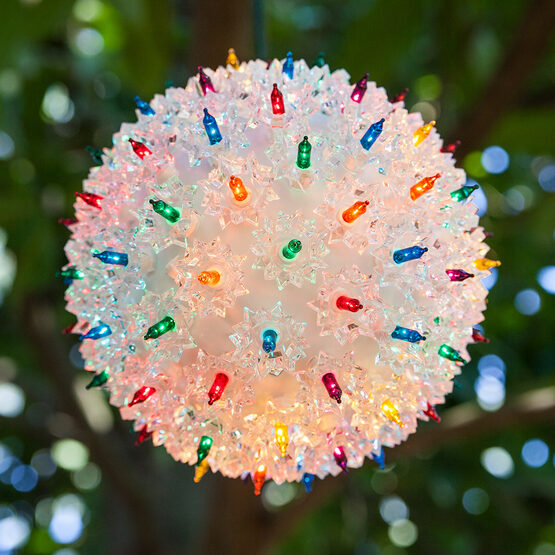 Light Sphere, Multicolor