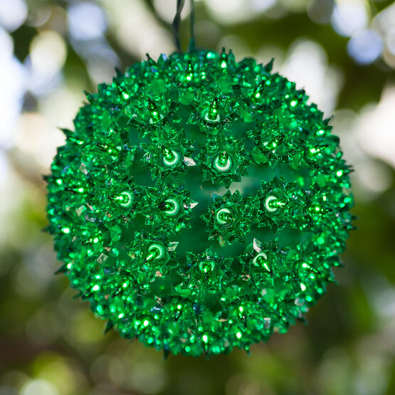 Light Sphere, Green