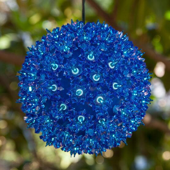 Light Sphere, Blue