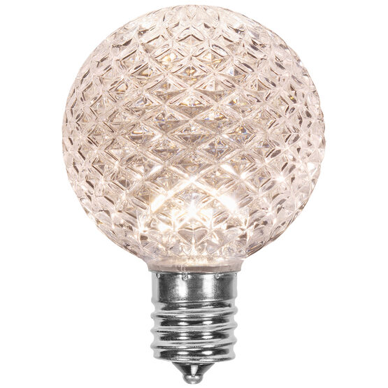 G50 Globe OptiCore TM LED Patio Light Bulb, Warm White