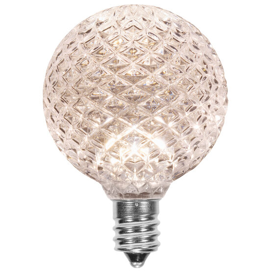G50 Globe OptiCore LED Patio Light Bulb Warm White