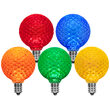 G50 Globe OptiCore LED Patio Light Bulb, Multicolor