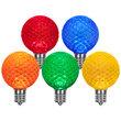 G50 Globe OptiCore LED Patio Light Bulb, Multicolor