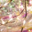10' Warm White LED Fairy Light String