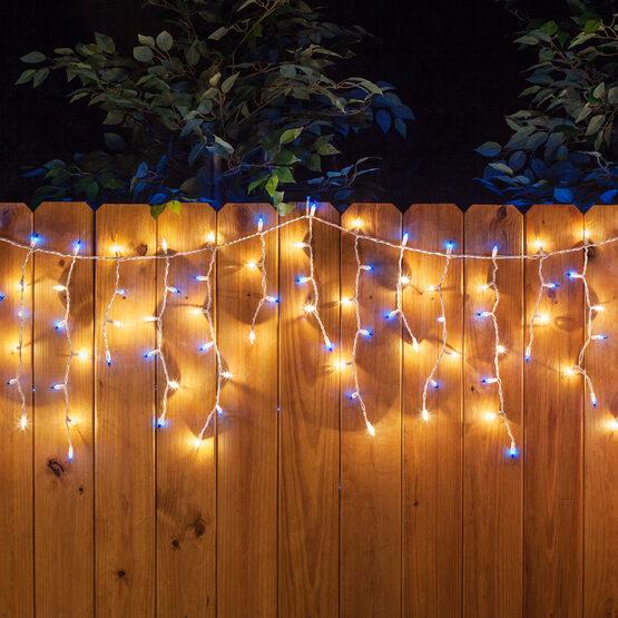 Mini Clear Christmas Lights