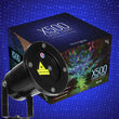 Blue X500 Laser Light Projector