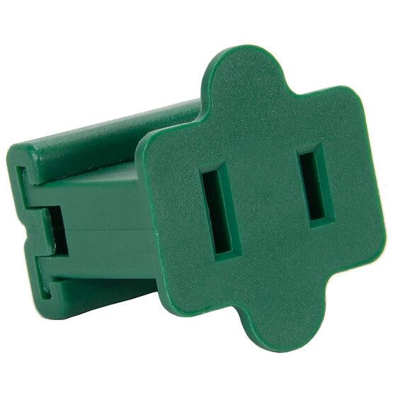 SPT2 Polarized Female Zip Plug, Green