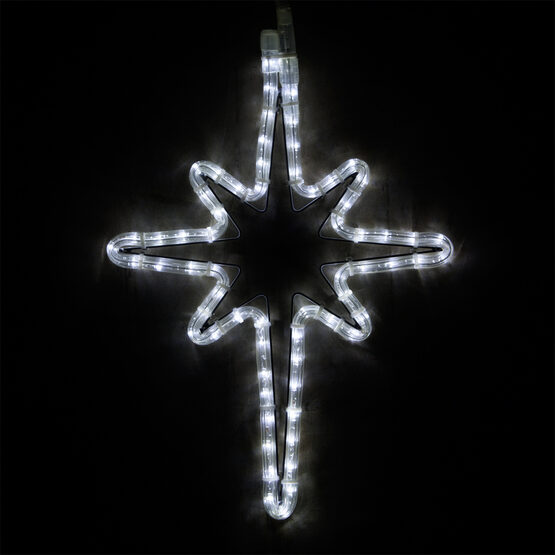 LED Bethlehem Star, Cool White