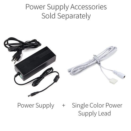 Pure White 12V LED Tape Light