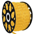Yellow LED Rope Light, 120 Volt