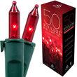 Viviluxe TM Red Mini String Lights