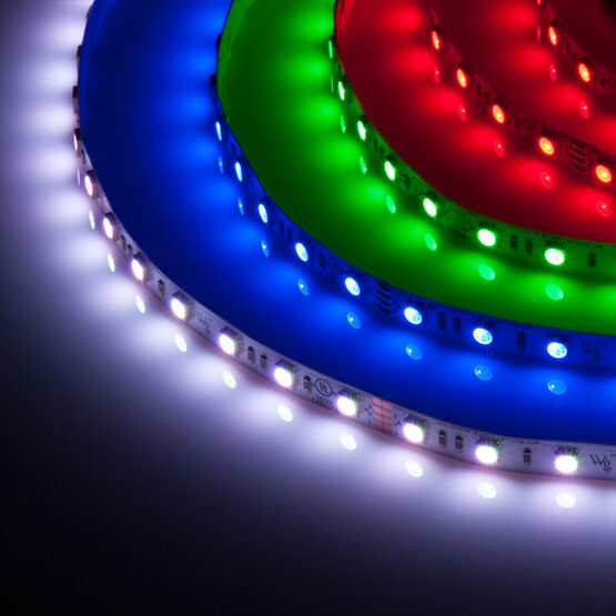 Premium 24V High Output LED Tape Light Kit, RGB