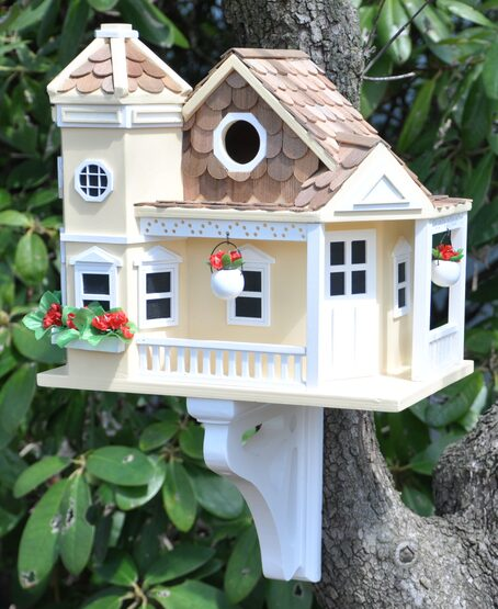 Bexley Estate Cottage Bird House