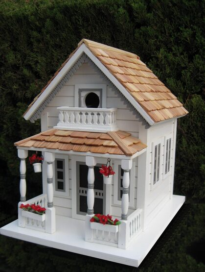 Newburyport Cottage Bird House
