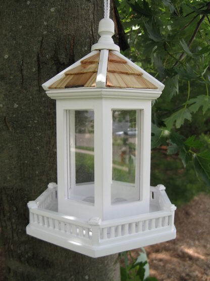 Whetherby Cove Gazebo Bird Feeder
