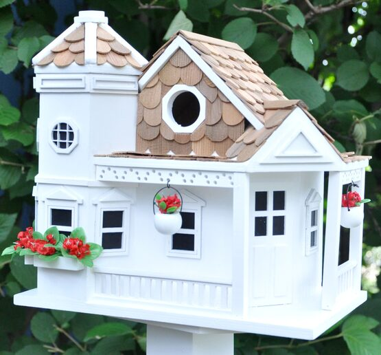 Newcastle Cottage Bird House