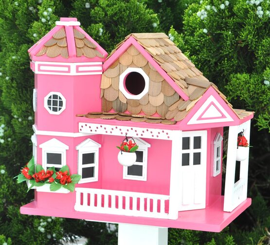 Honeysuckle Haven Getaway Bird House