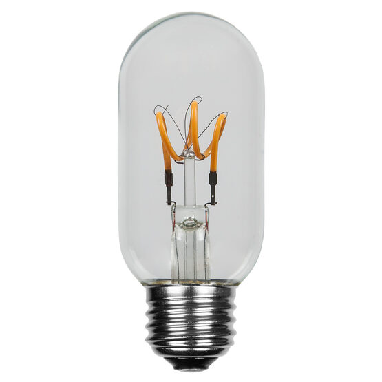 S14 T45 LED Patio Light Bulb, Warm White