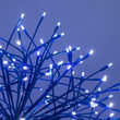 Blue Starburst LED Lighted Branches, Blue-Cool White Lights, 1 pc