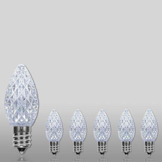 C7 OptiCore LED Light Bulb, Cool White