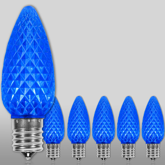 C9 OptiCore TM LED Light Bulb, Blue