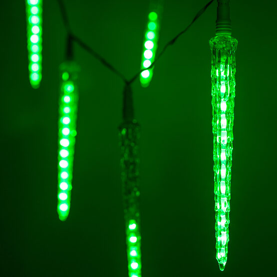 RGB LED Falling Icicle Lights