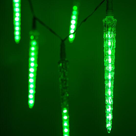 RGB LED Falling Icicle Lights