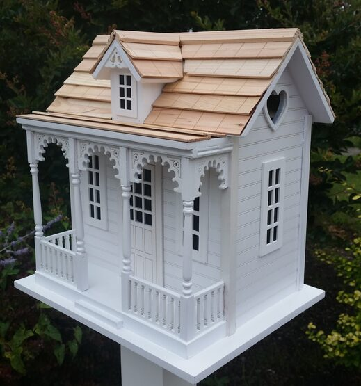 Sterling Hill Cottage Bird House