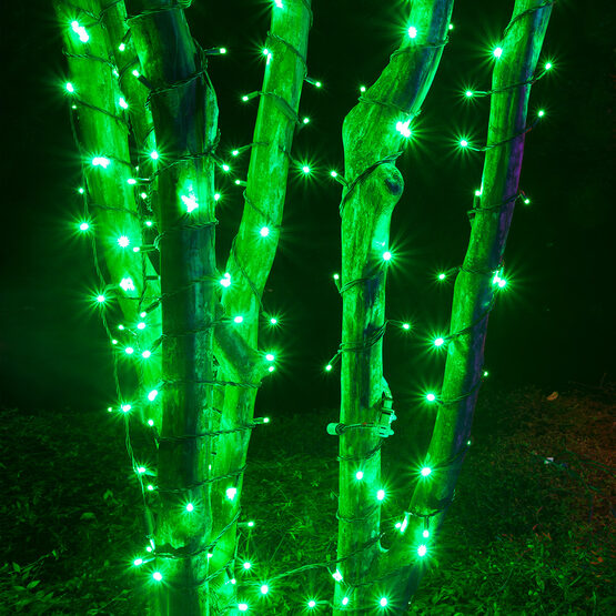 green led christmas lights 50 ct 5mm mini