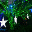 Green LED Christmas Lights, 50 ct, 5MM Mini